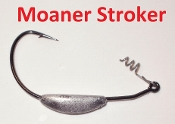 Moaner Weighted Stroker Hook
