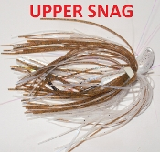 Swim Jig- Shad Colors - Upper Snag