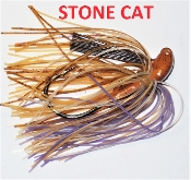 Swim Jig- Catfishes - Stonecat
