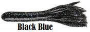 Mizmo Slim Jim Tubes - Black Blue Flake