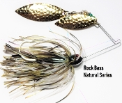 STC Natural Spinnerbaits - Rock Bass