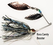 STC Booster Spinnerbait - Bass Candy