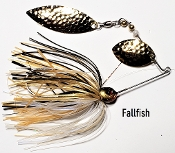 STC Natural Spinnerbaits - Fallfish