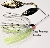 STC River Thump Spinnerbait - Snag Remover