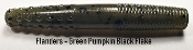 STC Flanders - Green Pumpkin Black Flake